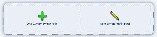 Add a custom profile field