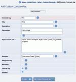 Adding a Custom Comcode tag