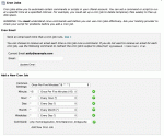 Setting up CRON in the cPanel webhosting control panel (different control panels vary in their UI)